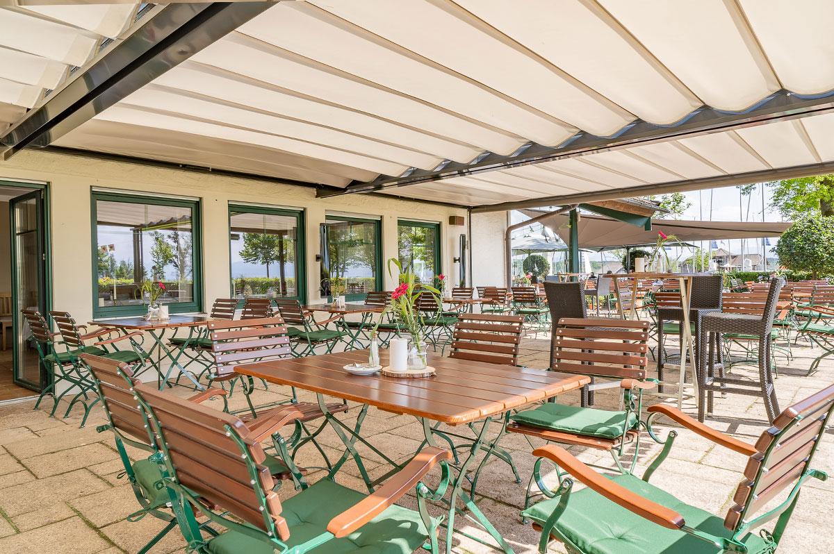 Restaurant Cafe Hafenwirt